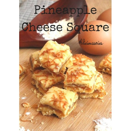 Pineapple Cheese Square