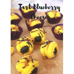 Tart Blueberry Cheese